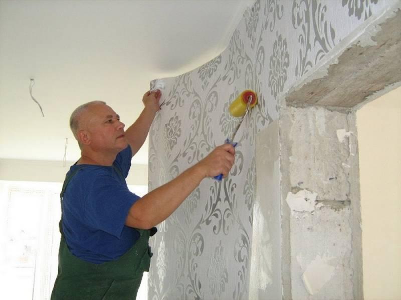 Стеклохолст на стены под покраску: применение паутинки на стены и варианты как ее поклеить, разновидности стекловолокна для дальнейшей отделки поверхности