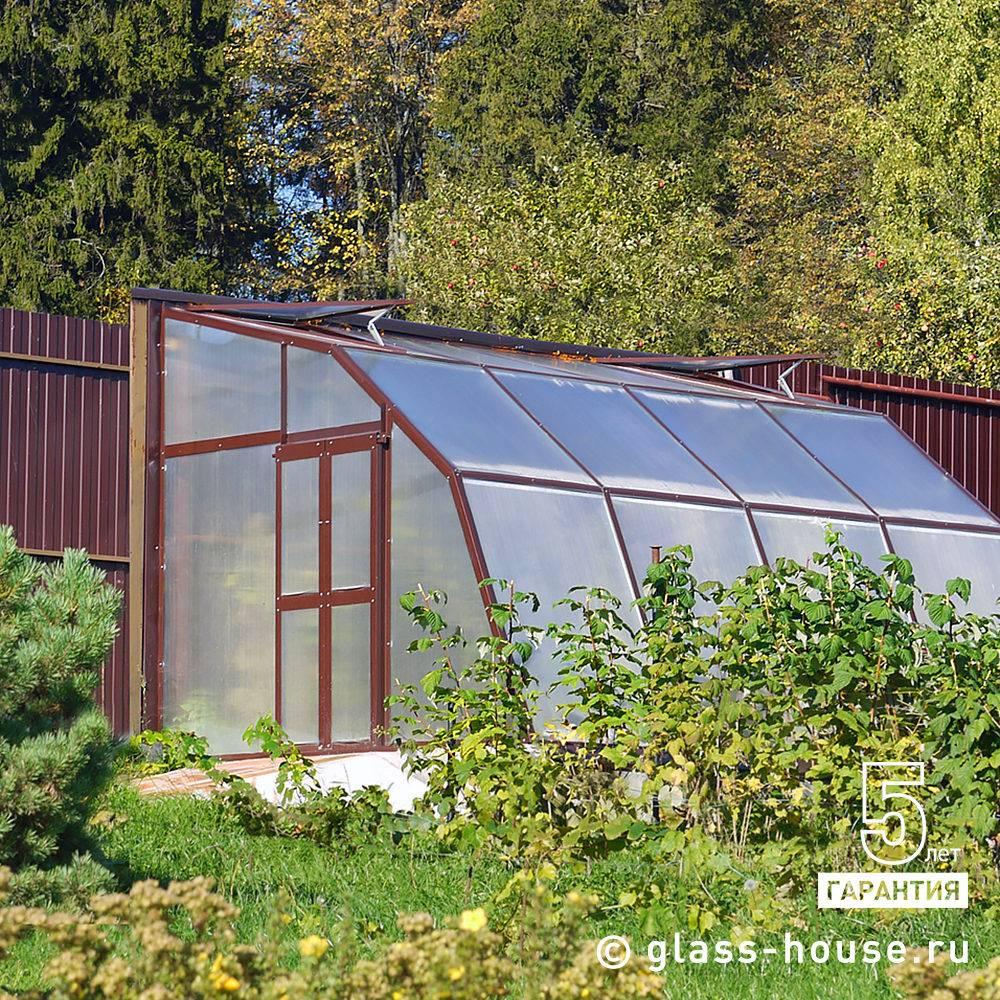 Теплицы гласс хаус (glass house): характеристика, достоинства, монтаж, отзывы, фото, видео