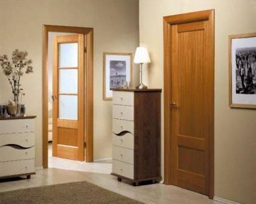 Двери из массива сосны (41 фото): деревянные неокрашенные межкомнатные изделия, некрашеные филенчатые конструкции, отзывы