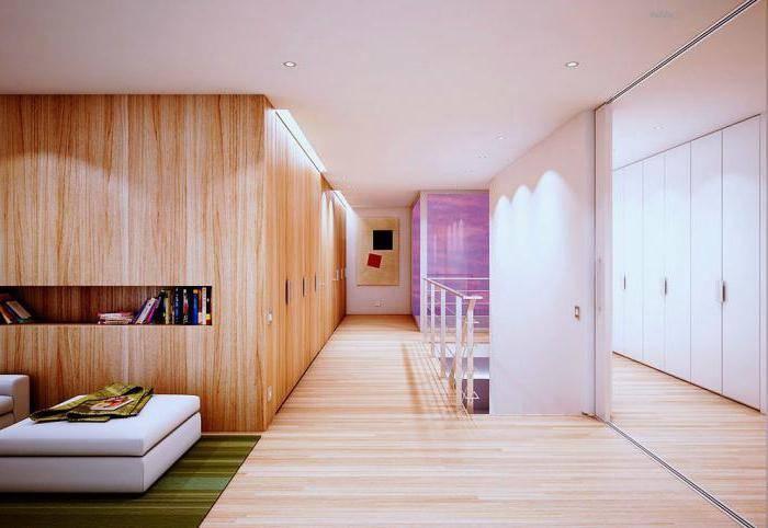Дерево в интерьере: идеи применения элементов декора из натуральной древесины