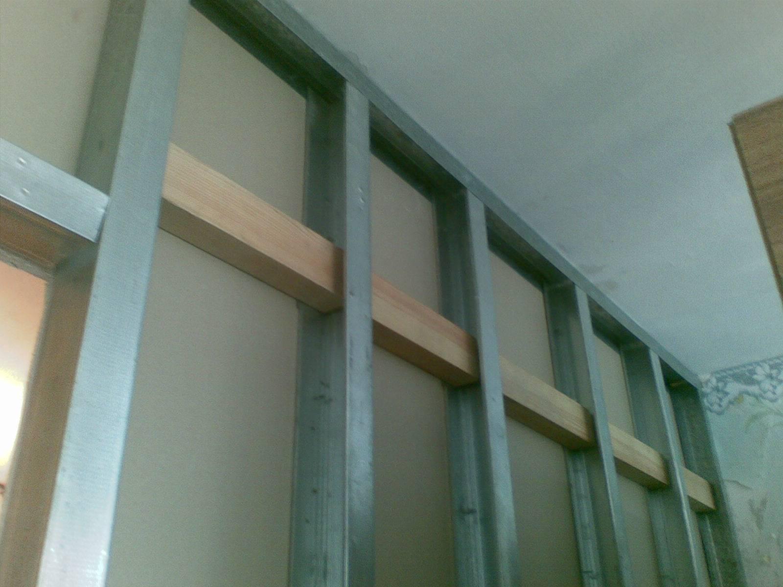 Закладная для натяжного потолка: устройство, подробное фото и видео