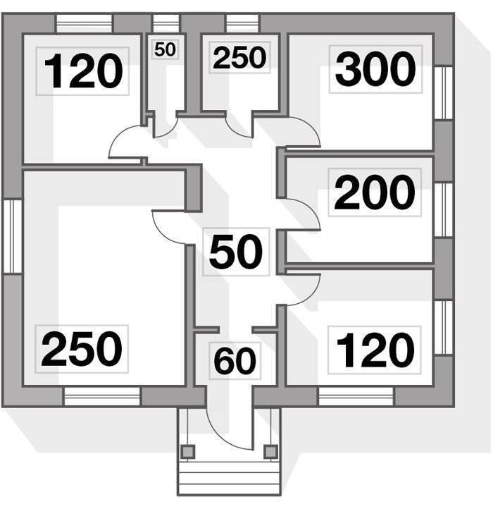 Нормы освещенности жилых помещений — инструкция и рекомендации