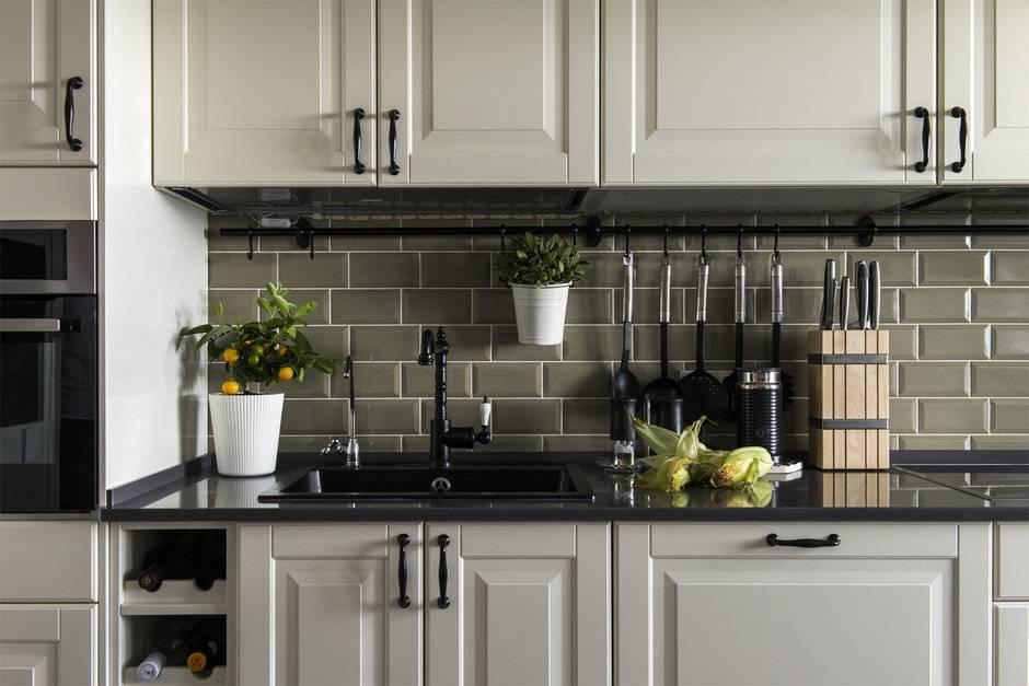 Мастер-класс, как самому обновить старую кухню