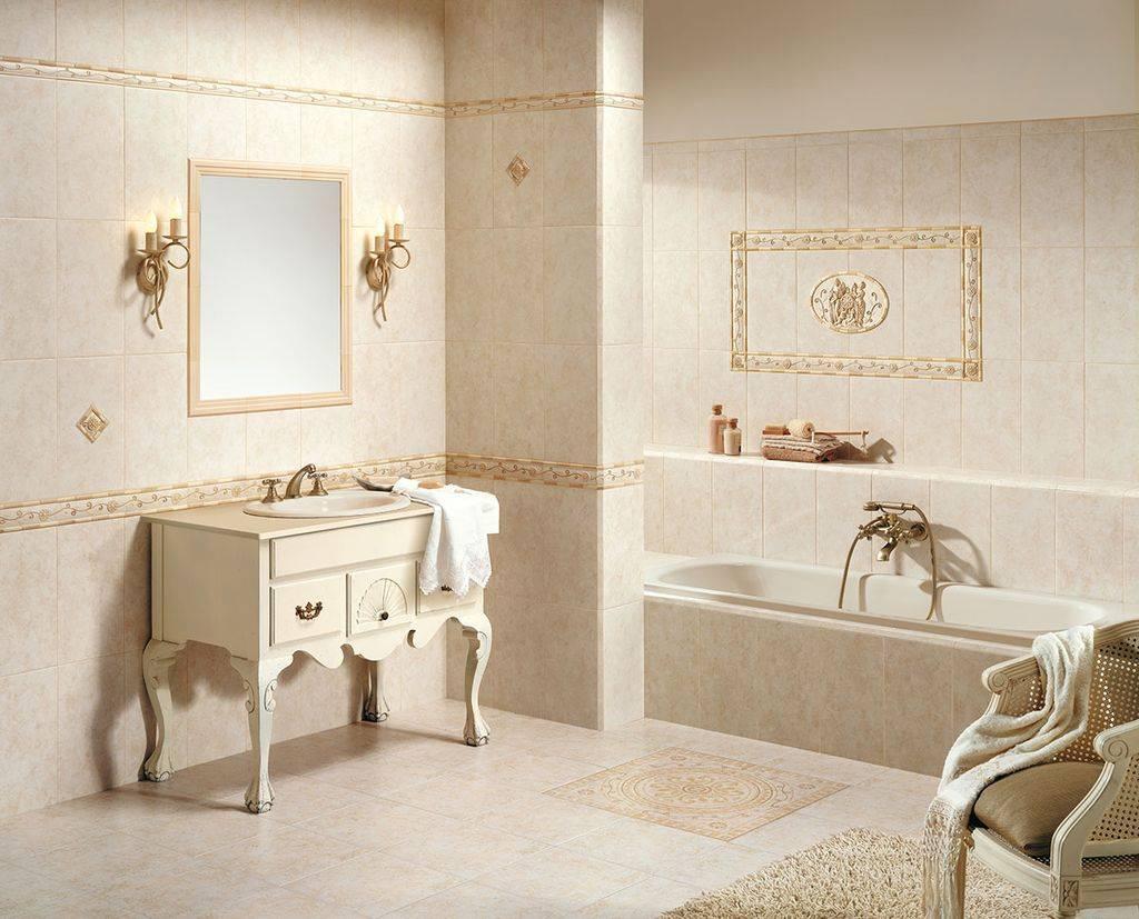 Укладка плитки в ванной комнате: инструменты, фото-инструкция
