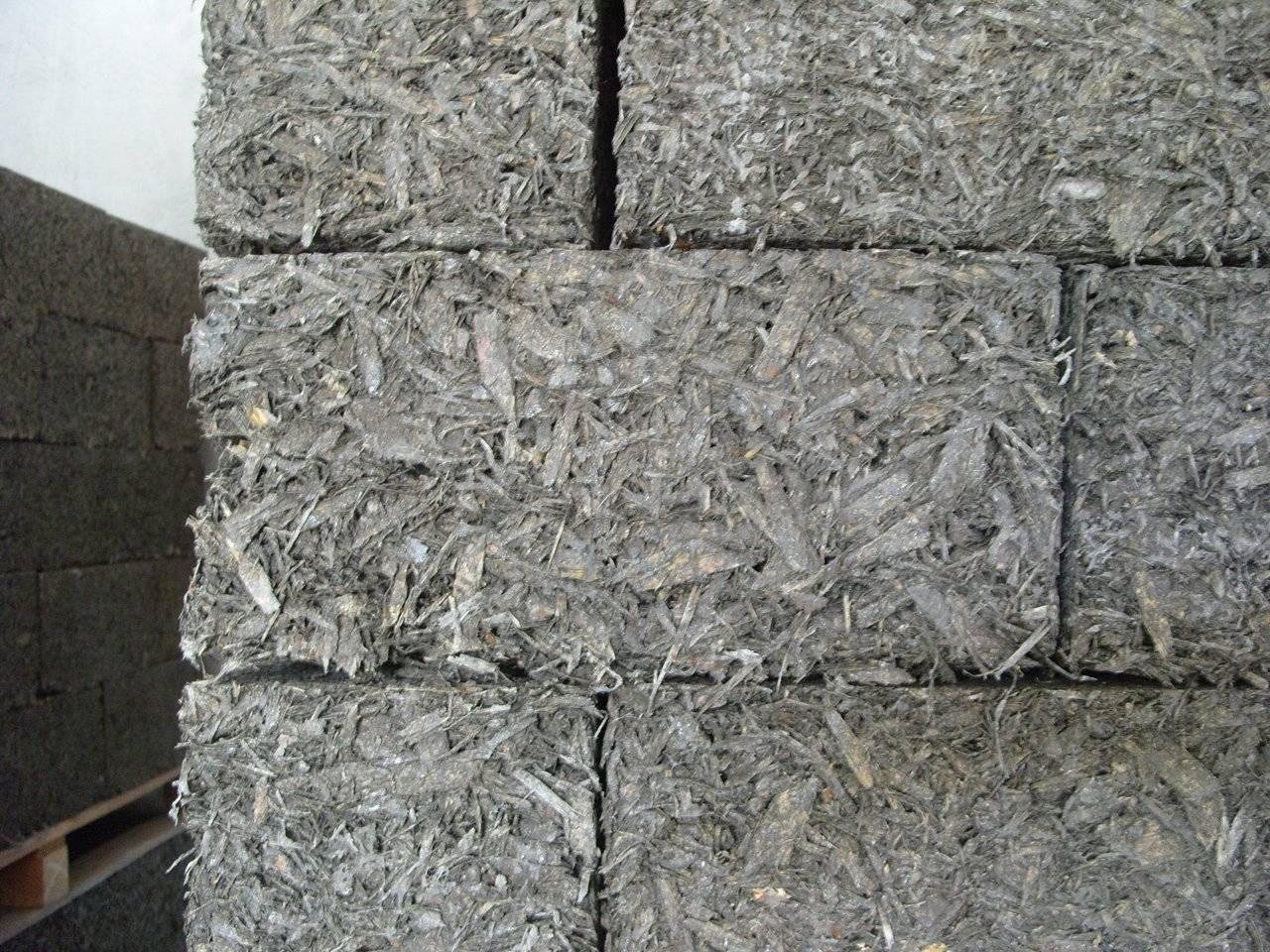 Арболитовые блоки своими руками: характеристики и изготовление