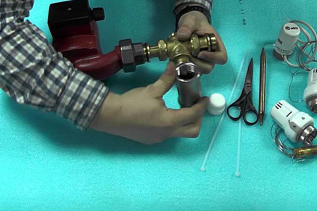 Технология укладки водяного теплого пола своими руками пошагово!
