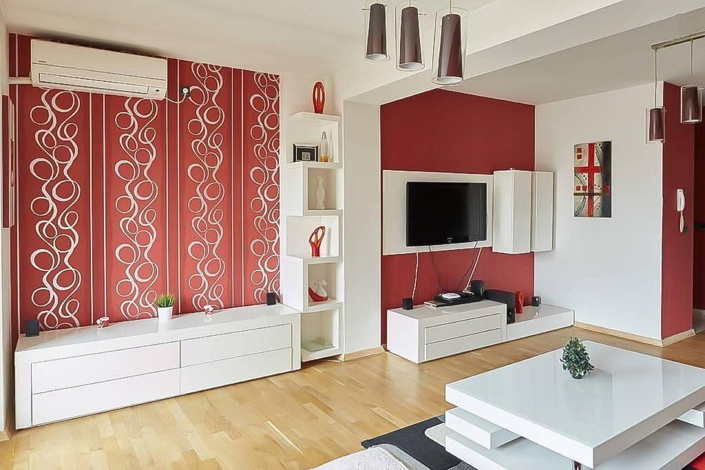 Обои для кухни - 90 фото, красивые идеи дизайна, как комбинировать, советы по выбору