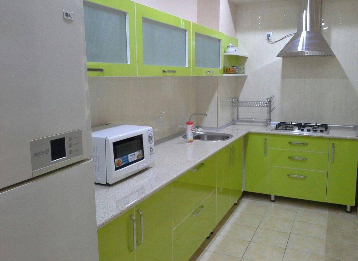 Оливковый цвет в современном интерьере городских квартир