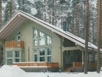 Архитектурные стили домов и их особенности