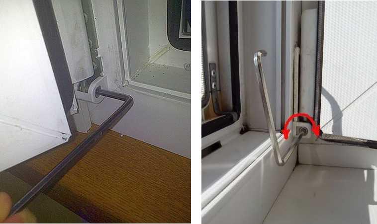 Пластиковое окно стало неплотно закрываться? Причины и способы их ликвидации