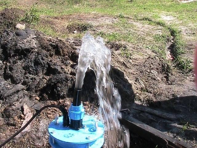 Получение лицензии на водную скважину для снт