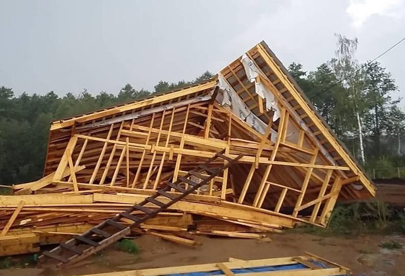Как правильно утеплить крыши деревянных домов: плоскую и скатную