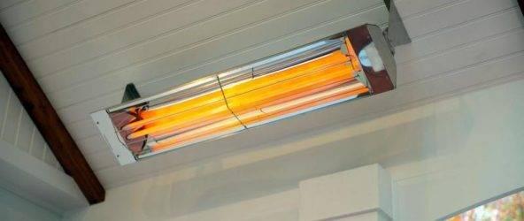 В чем эффективность инфракрасного обогрева теплиц?