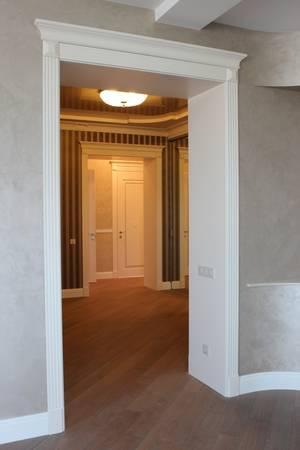 Оформление дверного проема без двери (80 фото): отделка дверного проема, как красиво отделать, облагородить своими руками