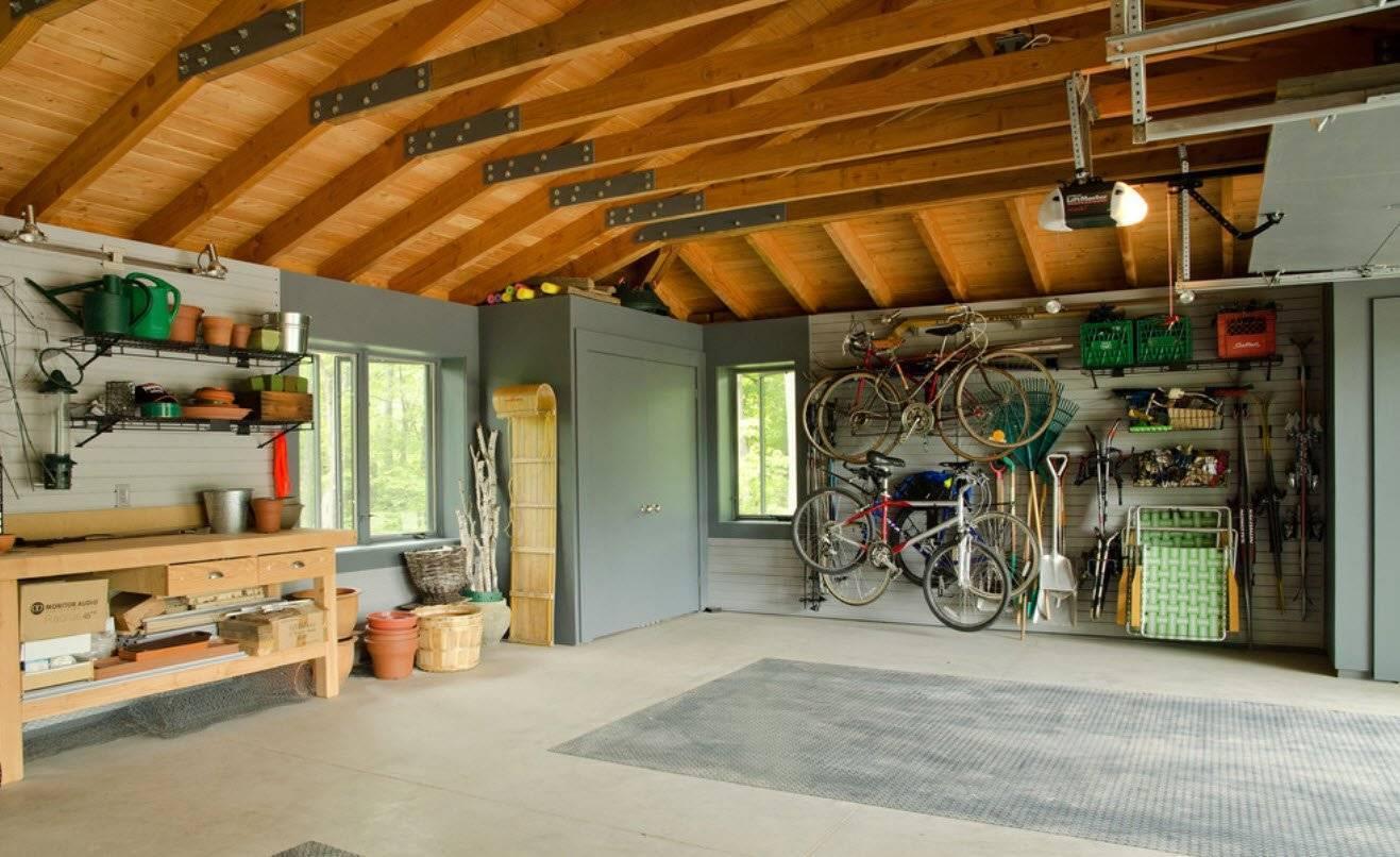 Покраска стен в гараже: как выбрать подходящую краску?