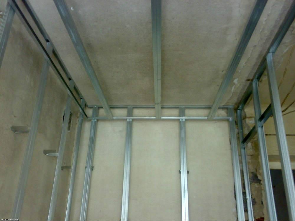 Как крепить гипсокартон к стене: как прикручивать гипсокартон к профилю