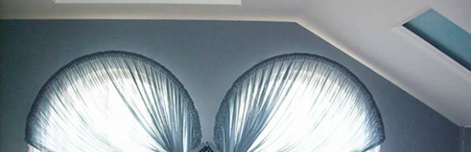 Как красиво повесить шторы: пошаговая инструкция, правильный подбор штор и декор элементов