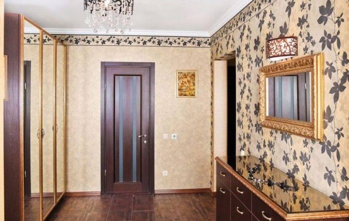 Обои для прихожей и коридора. фото, идеи для дома