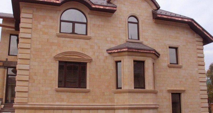 Кирпичный фасад каркасного дома – долго, дорого, надежно и красиво