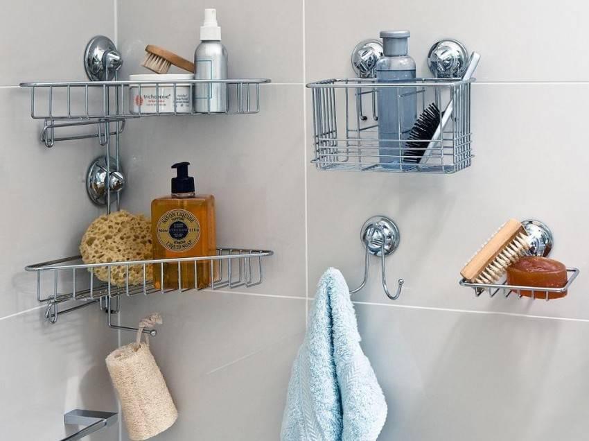 Полки в ванной комнате: 100+ фото [лучшие идеи дизайна 2019]