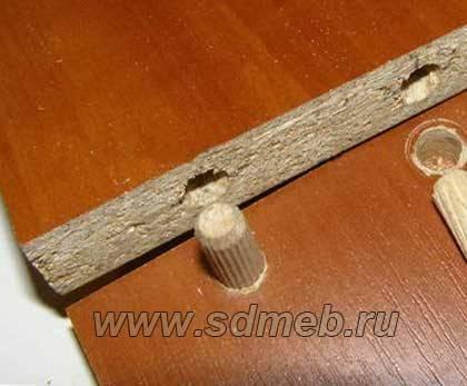 Соединения вполдерева своими руками - пошаговая инструкция