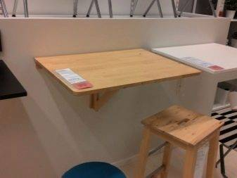 Откидной стол своими руками: инструкция по изготовлению пошагово