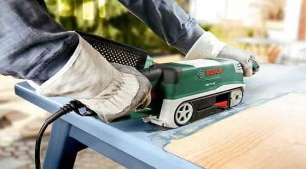 Как выбрать шлифовальную машинку по дереву - советы мастера