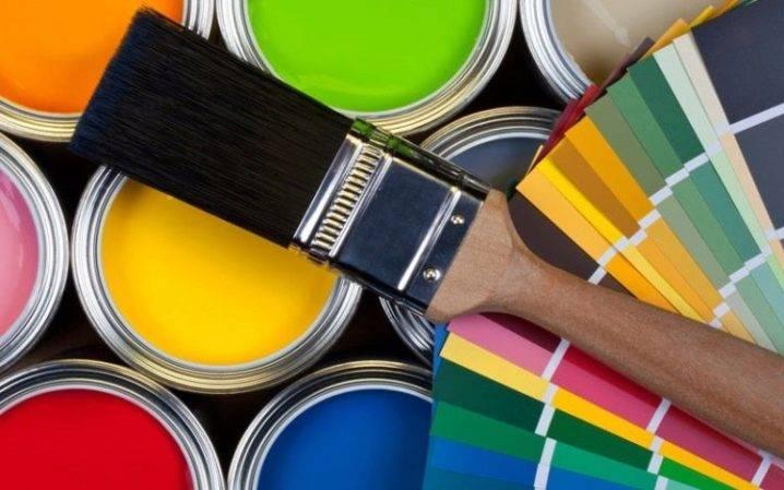 Латексная краска или акриловая: что лучше, состав и характеристики красящих составов, популярные производители  | в мире краски