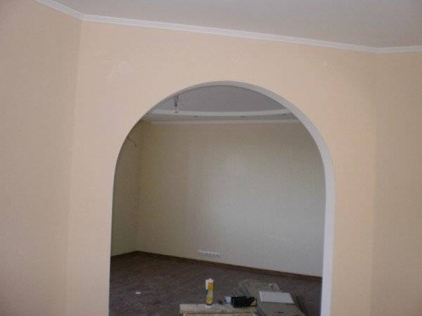 55 идей для арки в квартире своими рукам - happymodern