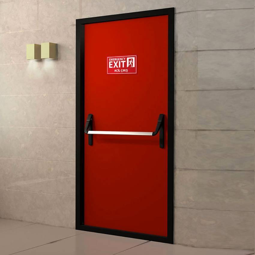 Противопожарные двери: фото, видео, гост, технические характеристики