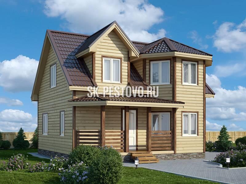Эркер в доме (+40 фото): cтроительство дома с эркером-плюсы и минусы   дизайн и интерьер