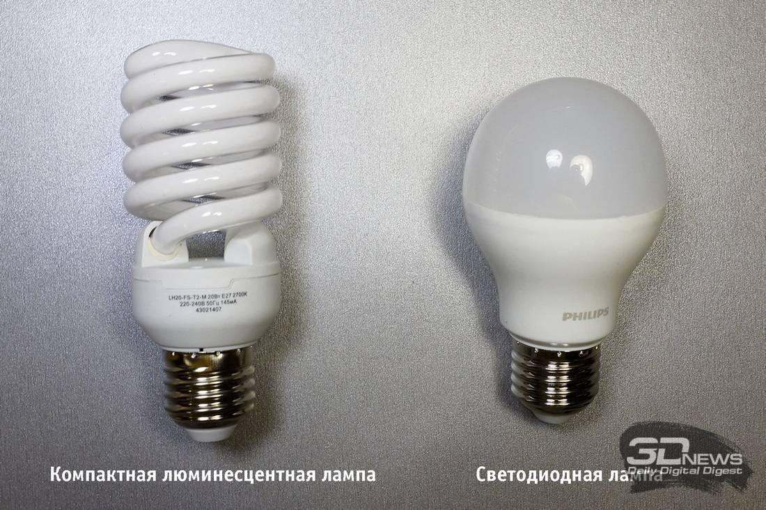 Cветодиодное освещение в квартире: плюсы и минусы