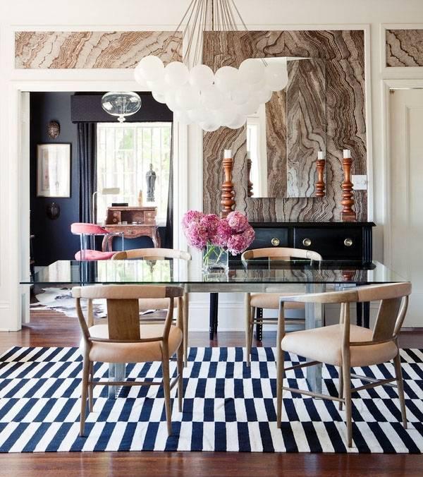 Эклектика или какие шторы выбрать в стиле без стиля - арт интерьер