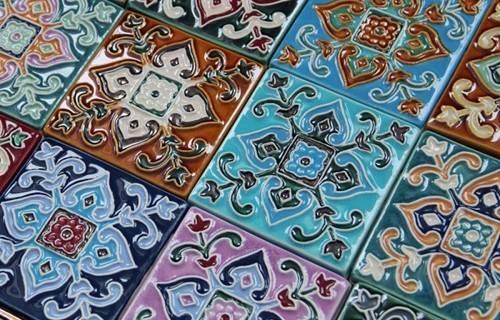 Применение, размеры, свойства и состав метлахской плитки
