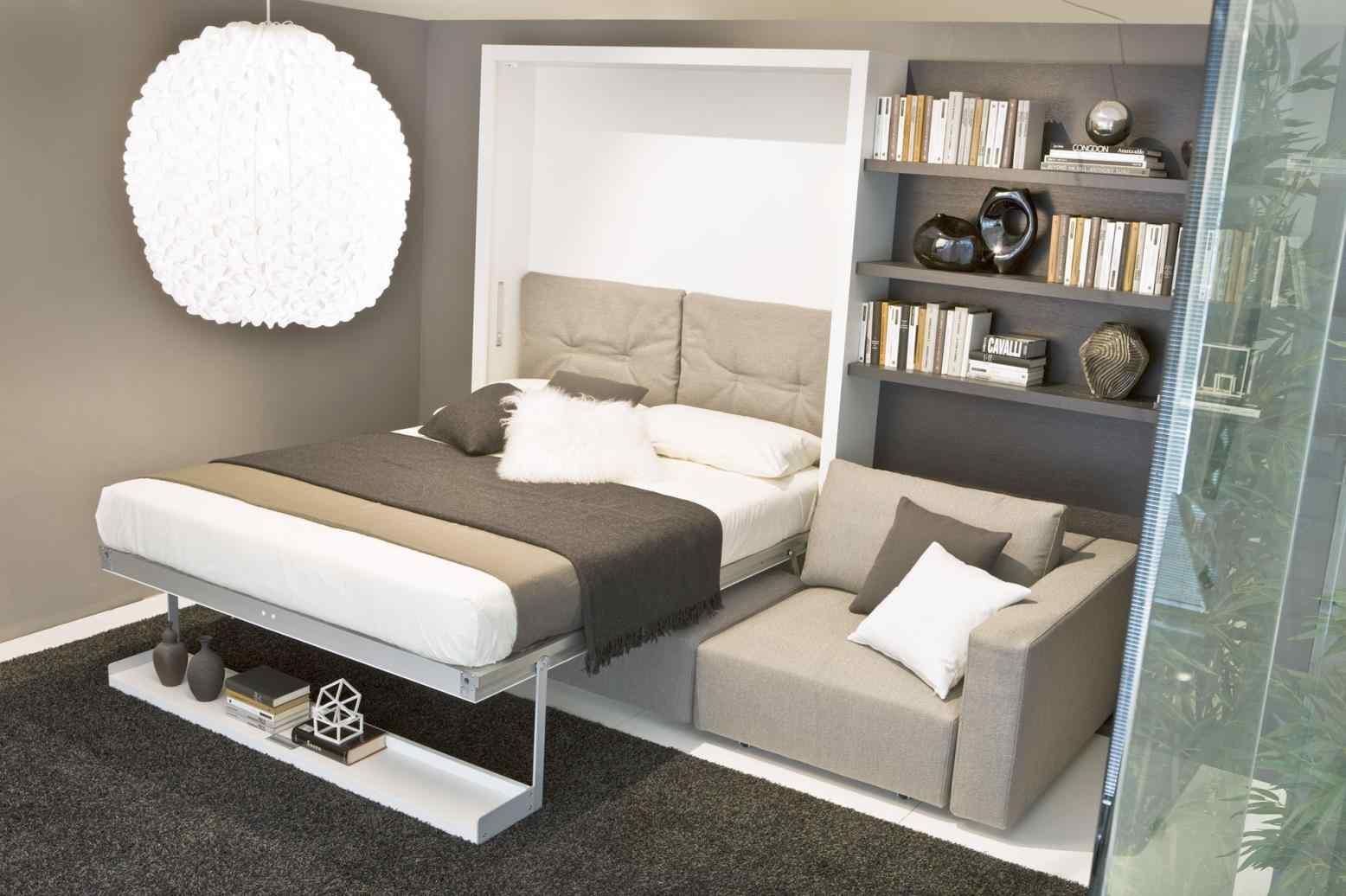 Идеальный размер спальной комнаты. Что надо знать об эргономике при планировании маленькой спальни