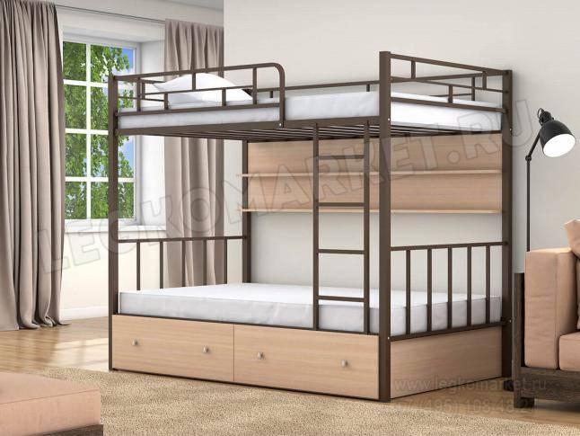Диван-двухъярусная кровать трансформер: цена и обзор лучших идей