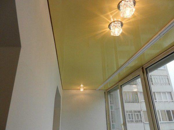 Технические характеристики натяжных потолков пвх - блог о строительстве