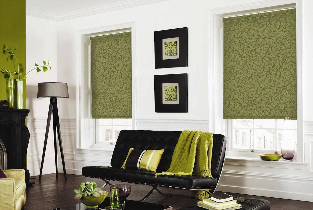 Как выбрать римские шторы: конструкция, ткань, цвет