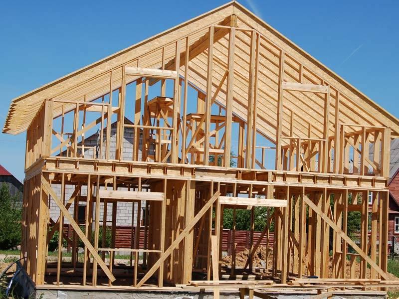 Почему каркасный дом продувается со всех сторон: 5 вариантов ошибок во время стройки