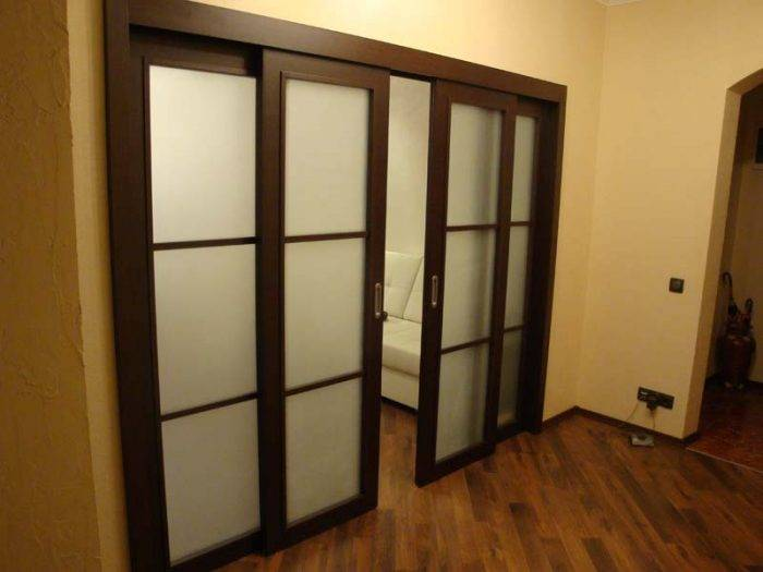 Установка дверей шкафа купе своими руками - сборка и монтаж дверей
