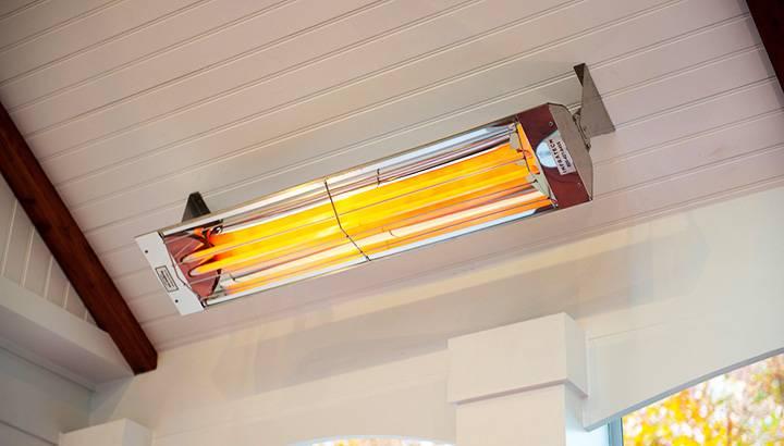 Можно ли оставлять обогреватель на даче зимой