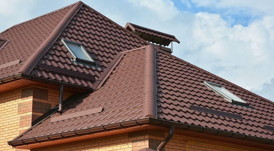 Особенности установки снегозадержателей на крышу