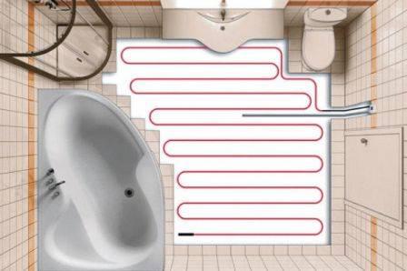 Электрический теплый пол не греет – что делать: описываем досконально