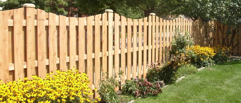 Декоративный заборчик для сада и палисадника своими руками