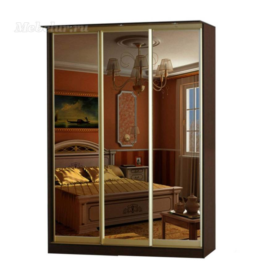Современные шкафы с зеркалом - shkafkupeprosto.ru
