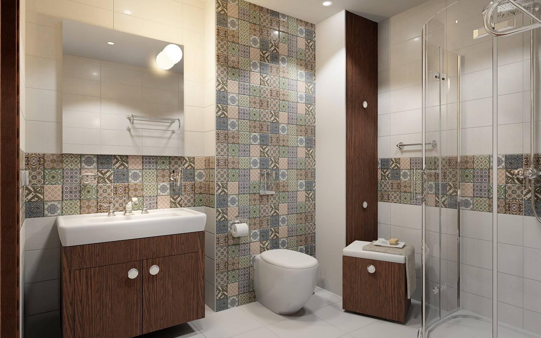 Толщина напольной плитки: половой керамической с клеем на стену, настенной кафельной на пол, чем отличается керамогранит для ванной