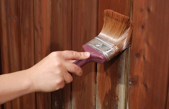 Как снять старую краску с дерева своими руками разными способами