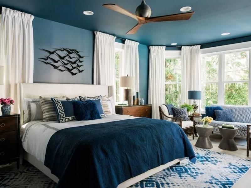 Реальные примеры дизайна спальни: топ-200 фото лучших идей