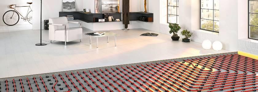 Тёплый пол на деревянный пол – укладка водяной и электрической системы отопления