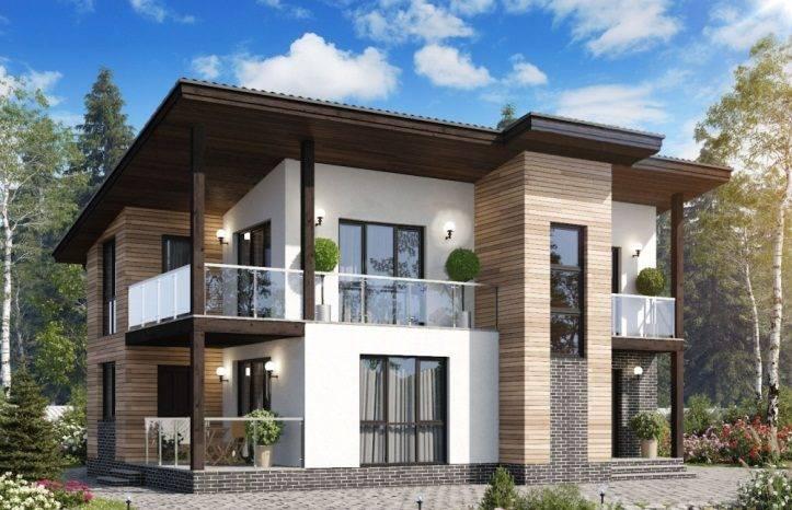 Плоская крыша для частного дома: общий обзор технологии строительства